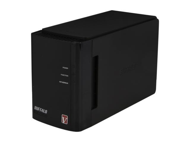 BUFFALO LS-WV4.0TL/R1-R LinkStation Pro Duo RAID 0/1 Network Storage