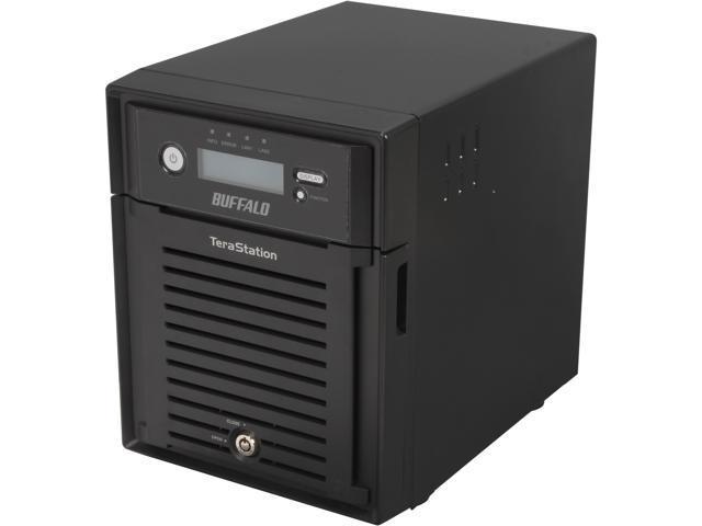 BUFFALO TS-XE4.0TL/R5-R TeraStation ES Networks Attached Storage