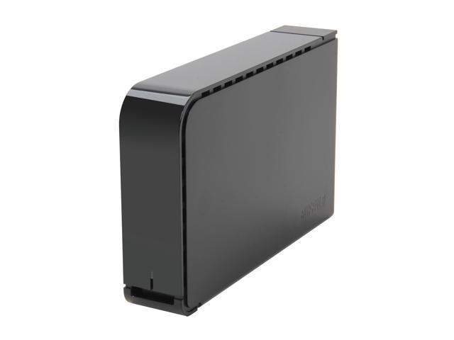 BUFFALO DriveStation Axis Velocity 3TB USB 3.0 External Hard Drive HD-LX3.0TU3 Black