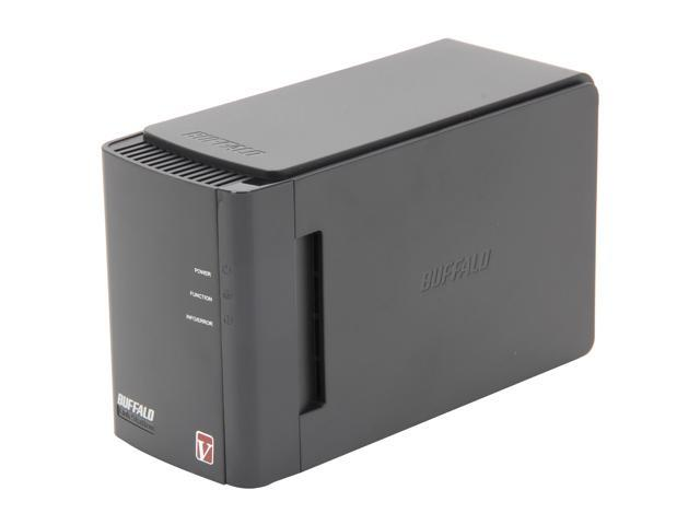 BUFFALO LS-WV6.0TL/R1 6TB (2 x 3TB) LinkStation Pro Duo RAID 0/1 Network Storage