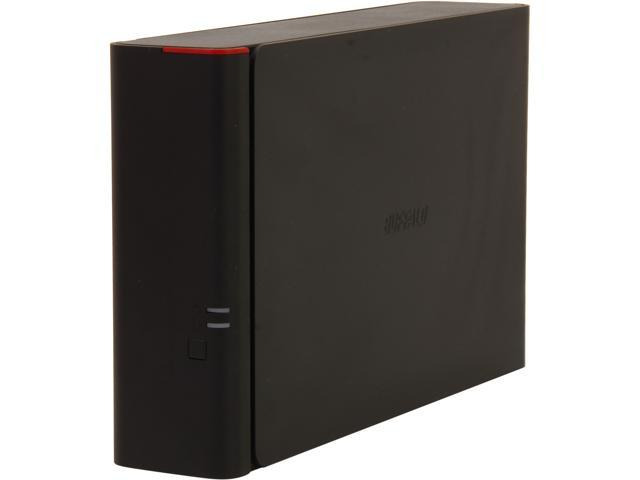 BUFFALO LinkStation 410 3 TB High Performance NAS Personal Cloud Storage and Media Server - LS410D0301