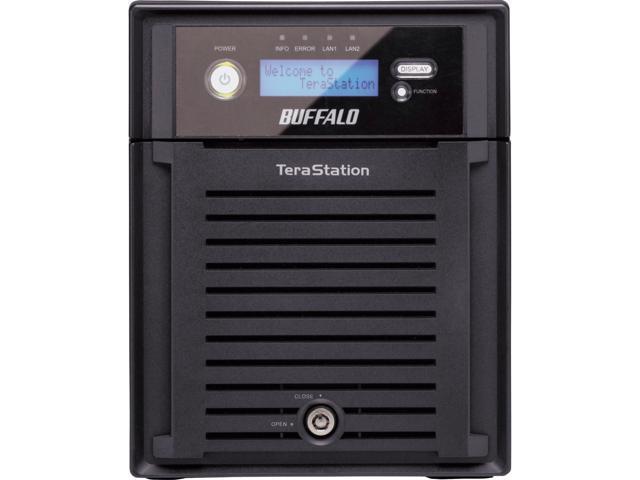 BUFFALO WS-QV8.0TL/R5 8TB (4 x 2TB) TeraStation Pro Quad WSS Storage Server