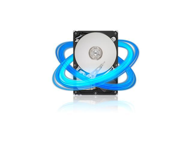 "Seagate Barracuda ST500DM002 500GB 7200 RPM 16MB Cache SATA 6.0Gb/s 3.5"" Internal Hard Drive"
