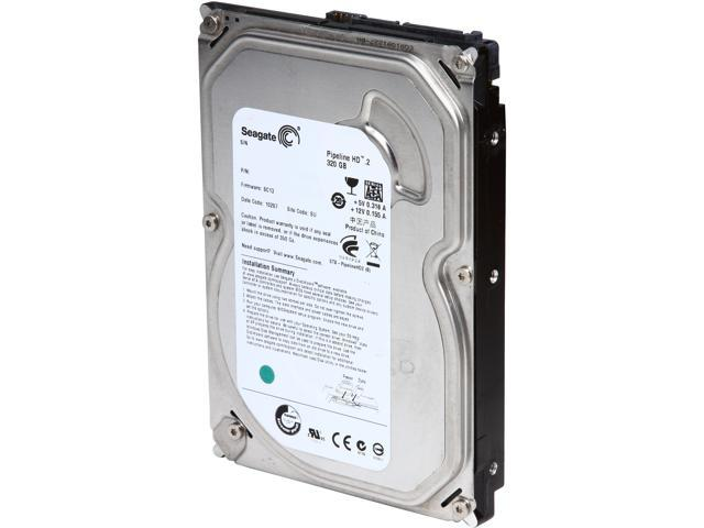 Seagate Pipeline HD ST3320311CS 320GB 5900 RPM 8MB Cache SATA 3.0Gb/s 3.5