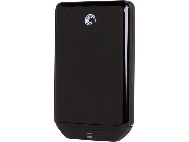 Seagate FreeAgent GoFlex 500GB USB 3.0 Ultra External Portable Hard Drive Black