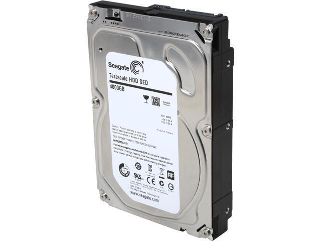 Seagate ST4000NC000 4TB 5900 RPM 64MB Cache SATA 6.0Gb/s 3.5