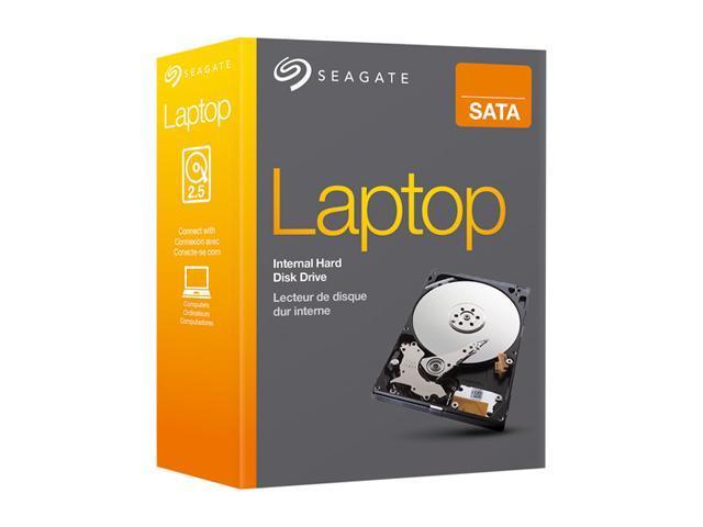 """Seagate STBD2000102 2TB 5400 RPM SATA 6.0Gb/s 2.5"""" Internal Notebook Hard Drive Retail Kit"""