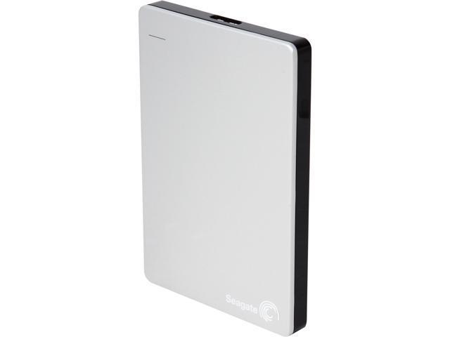 Seagate 2TB USB 3.0 Backup Plus Slim Portable External Hard Drive for Mac Model STDS2000100