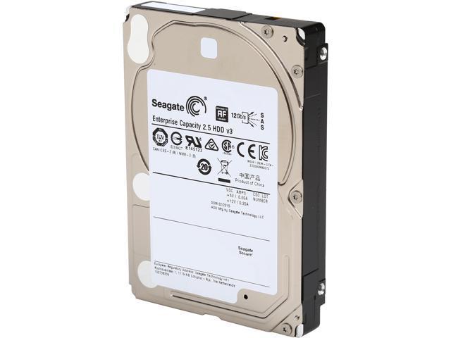 Seagate ST1000NX0333 7200 RPM 128MB Cache SAS 12Gb/s 2.5
