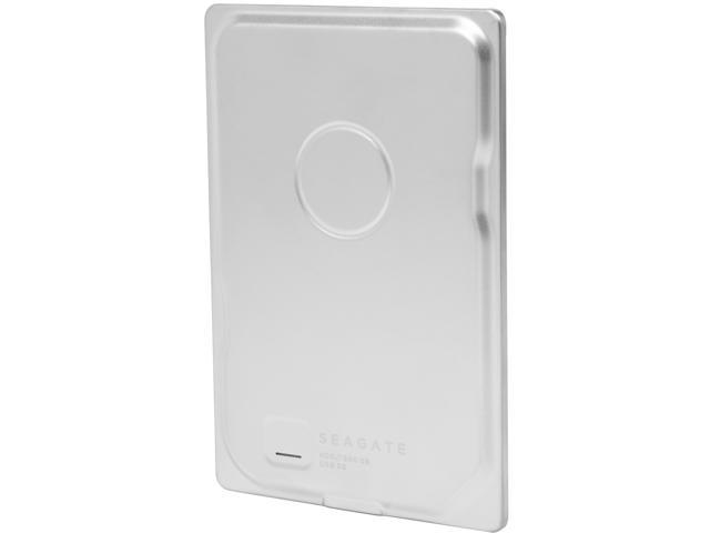 Seagate 500GB Seven mm Portable External Hard Drive USB 3.0 Model STDZ500400 Silver