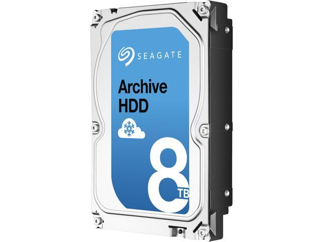Seagate Archive HDD v2 ST8000AS0002 8TB 5900 RPM 128MB Cache SATA 6.0Gb/s 3.5