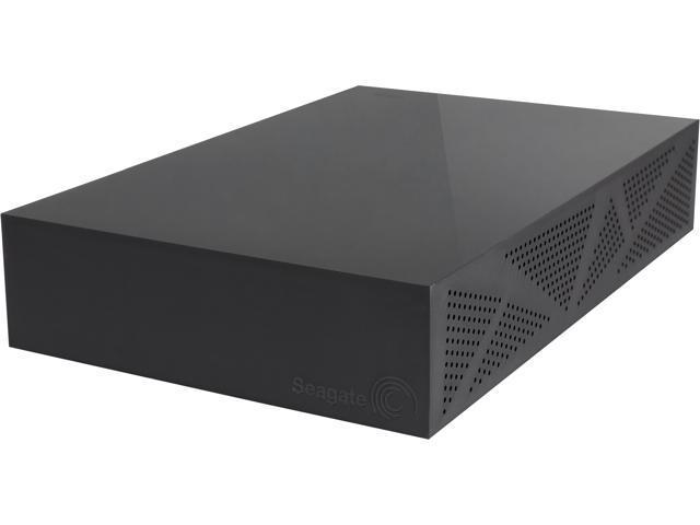 Seagate Backup Plus 5TB USB 3.0 Desktop External Hard Drive STDT5000300 Black