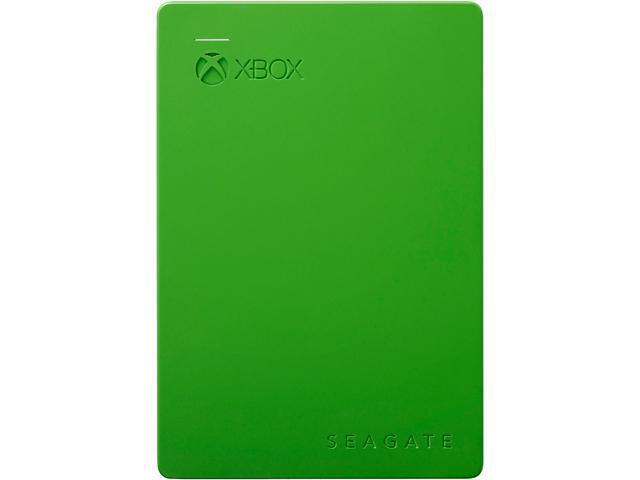 Seagate 4TB Game Drive for Xbox USB 3.0 Model STEA4000402 Green