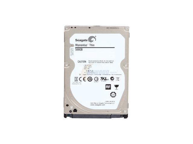 Seagate 500GB 7200 RPM SATA 6Gb/s 2.5
