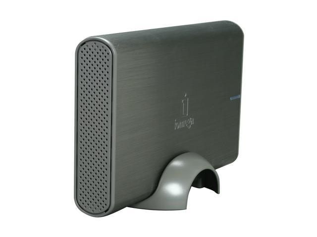 how to reset an iomega external hard drive