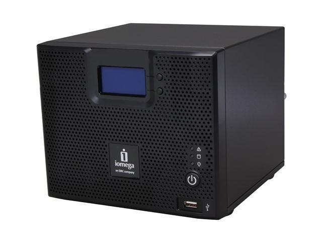 iomega 34563 StorCenter ix4-200d NAS Server