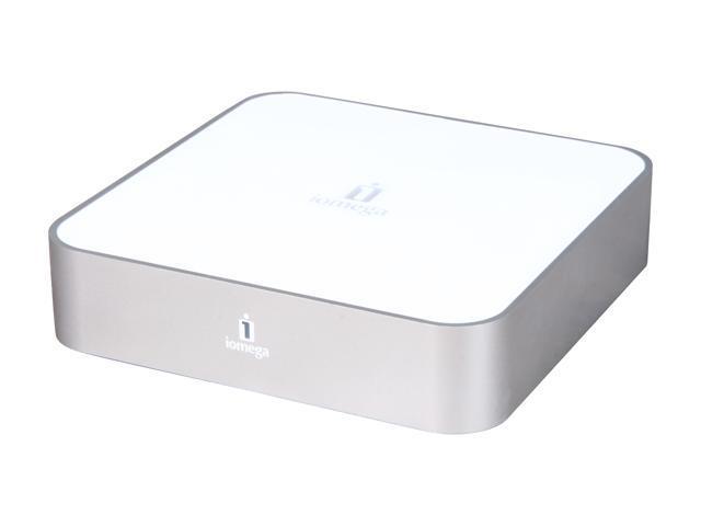 """iomega MiniMax 1TB 3.5"""" USB 2.0 / Firewire800 External Hard Drive Model 34937"""