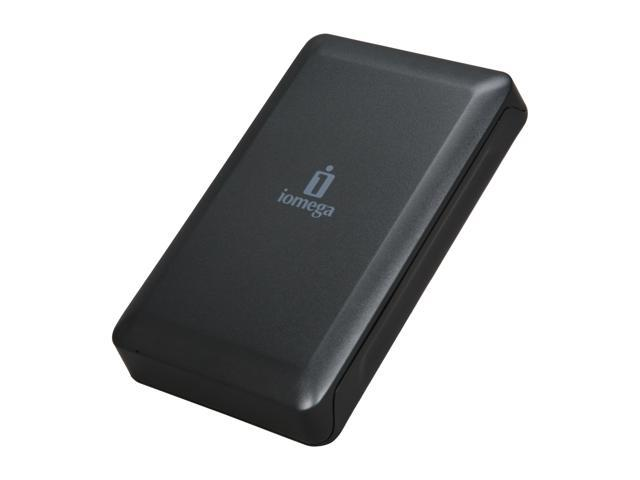"iomega Select 1TB USB 2.0 3.5"" External Hard Drive Black"