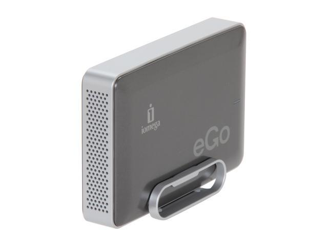 iomega 3TB USB 3.0 External Hard Drive 35451 Charcoal Gray