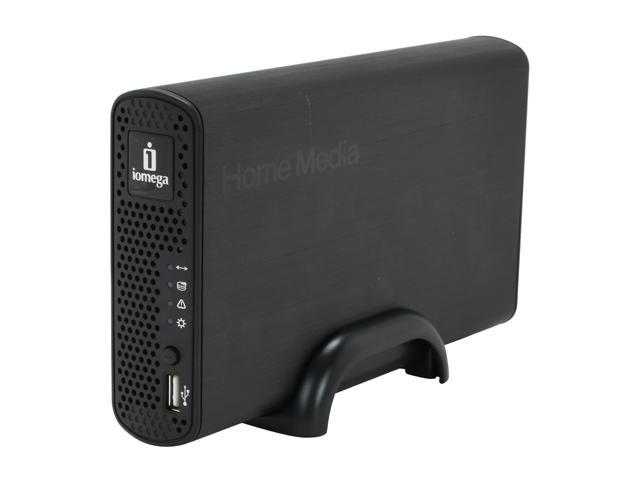 iomega 34763 1TB Home Media Network Hard Drive, Cloud Edition
