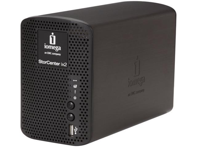 iomega 35427 2TB StorCenter ix2-200 Network Storage, Cloud Edition