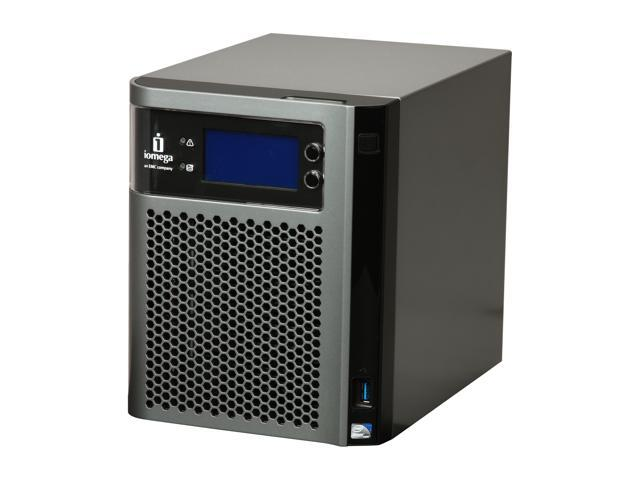 iomega 35967 StorCenter px4-300d Network Storage, Server Class