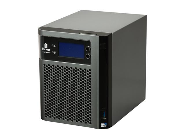 iomega 35971 StorCenter px4-300d Network Storage, Server Class