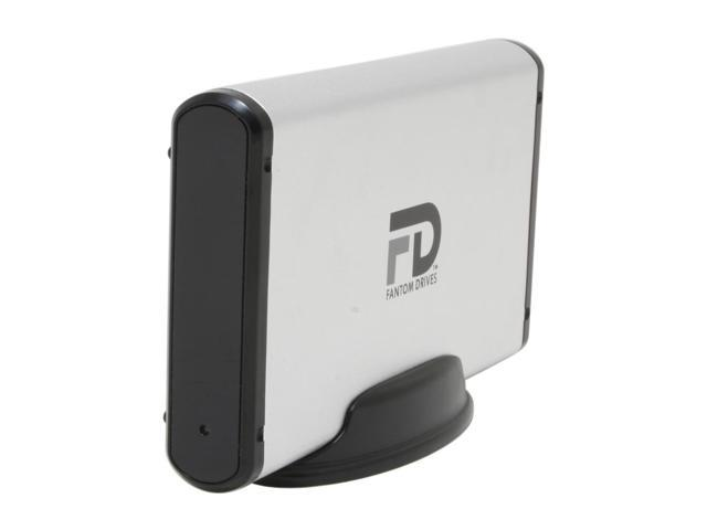 "Fantom Drives 120GB USB 2.0 3.5"" External Hard Drive"