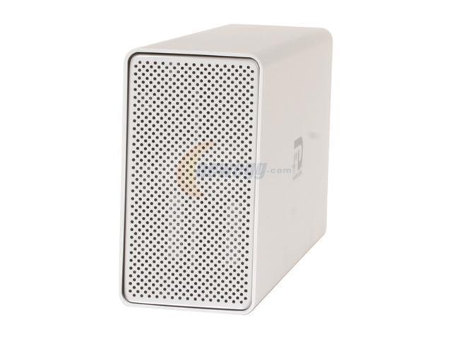 "Fantom Drives G-Force MegaDisk 500GB USB 2.0 / Firewire400 / Firewire800 3.5"" External Hard Drive"