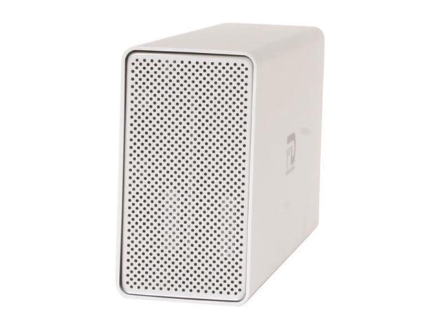 "Fantom Drives G-Force MegaDisk 1TB USB 2.0 / Firewire400 / Firewire800 3.5"" External Hard Drive"
