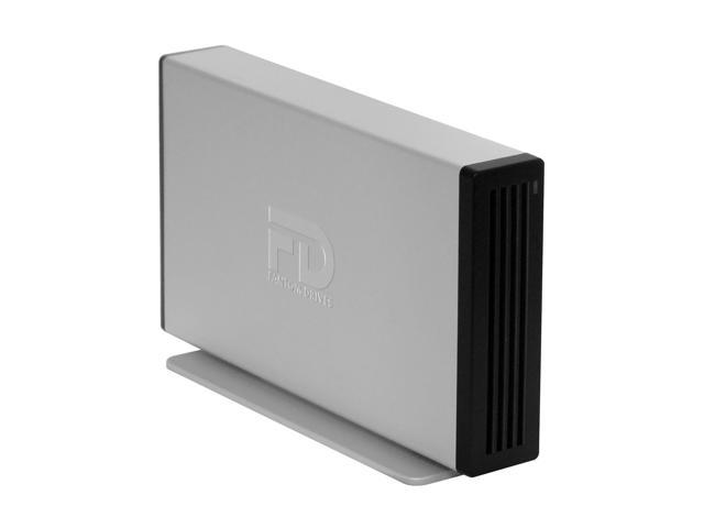 "Fantom Drives Titanium-II 500GB USB 2.0 3.5"" External Hard Drive"
