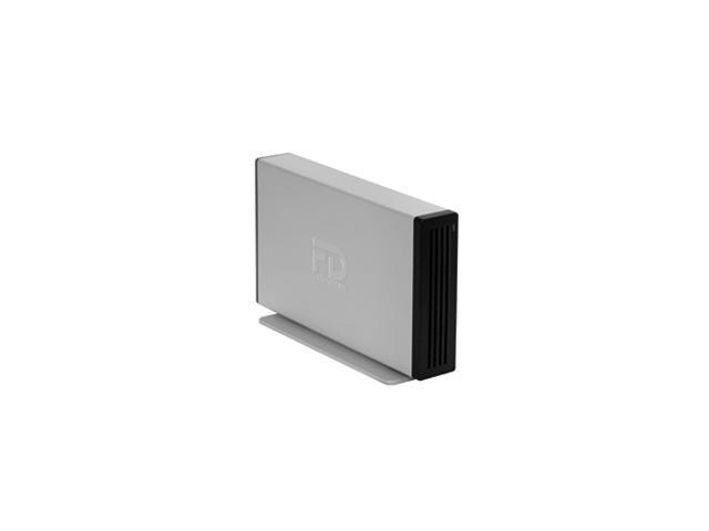 "Fantom Drives Titanium-II 250GB USB 2.0 3.5"" External Hard Drive"