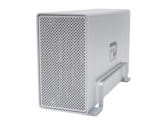 Fantom Drives G-Force MegaDisk 2TB USB 2.0 / Firewire400 / Firewire800 3.5