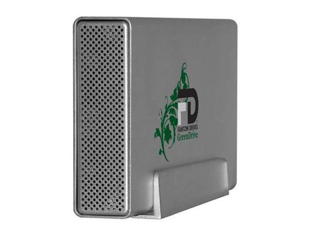 Fantom Drives 500GB USB 2.0 / eSATA 3.5