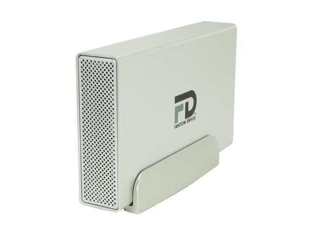 "Fantom Drives G-Force 2TB USB 2.0 / Firewire400 / eSATA 3.5"" External Hard Drive"