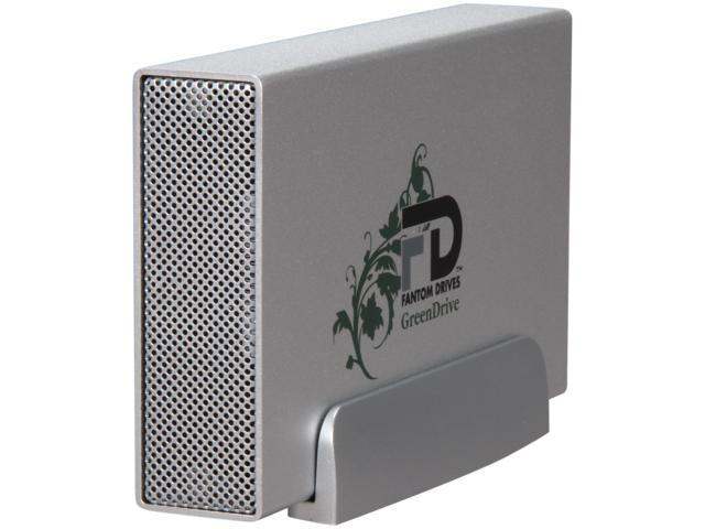 Fantom Drives GreenDrive 2TB USB 2.0 / eSATA 3.5