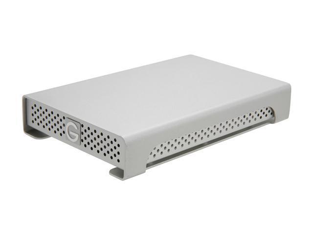 G-Technology G-DRIVE mini 250GB USB 2.0 / Firewire800 2.5