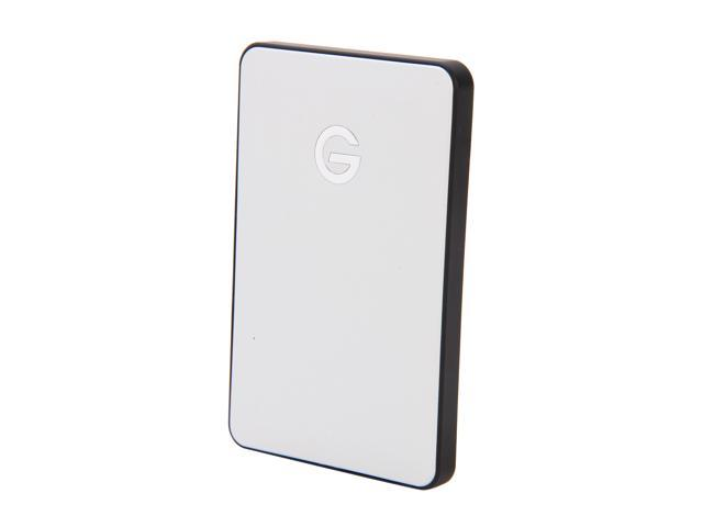 G-Technology G-DRIVE mobile 0G02221 1TB Silver External Hard Drive