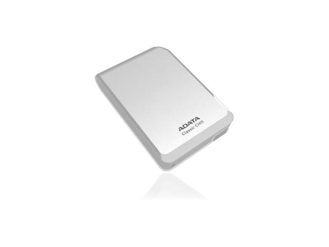 "ADATA 1TB USB 3.0 2.5"" External Hard Drive White"