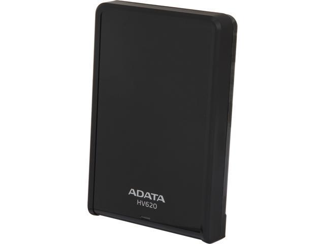 ADATA 2TB External Hard Drive USB 3.0 Model AHV620-2TU3-CBK Black