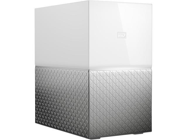 WD 4TB My Cloud Home Duo Personal Cloud Storage - WDBMUT0040JWT-NESN