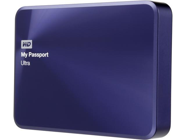 WD 3TB My Passport Ultra Metal Edition (Silver) B&H