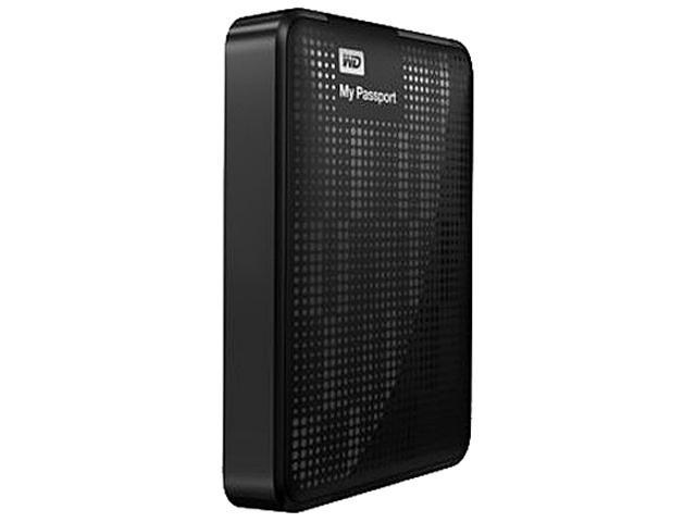 "WD Elements 750GB USB 3.0 2.5"" Portable Hard Drive"