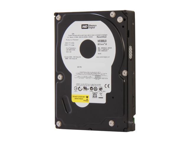 WD WD3000JD-FR 300GB 7200 RPM 8MB Cache SATA 1.5Gb/s 3.5