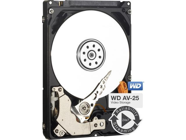 Western Digital AV-25 WD5000LUCT 500 GB 2.5