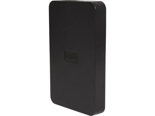 WD 500GB Elements Portable Hard Drive USB 2.0 Model WDBAAR5000ABK-NESN Midnight Black