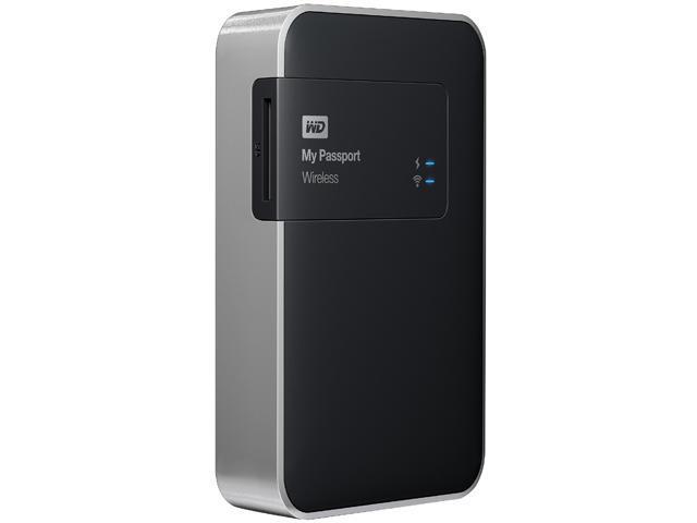 WD My Passport Wireless 1TB 2.5