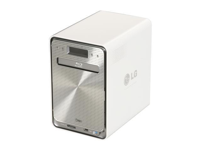 LG N4B2ND4 Network Storage with BD-RW