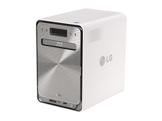LG N4B2N Blu-ray Built-in Network Storage