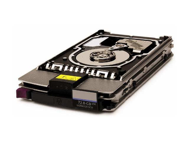 HP 286778-B22 72GB 15000 RPM Ultra320 SCSI 3.5